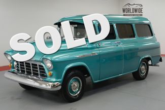 1956 Chevrolet SUBURAN RESTORED! RARE! COLLECTOR GRADE! MUST SEE! | Denver, CO | Worldwide Vintage Autos in Denver CO