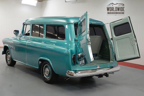 1956 Chevrolet SUBURAN RESTORED! RARE! COLLECTOR GRADE! MUST SEE! | Denver, CO | Worldwide Vintage Autos in Denver, CO