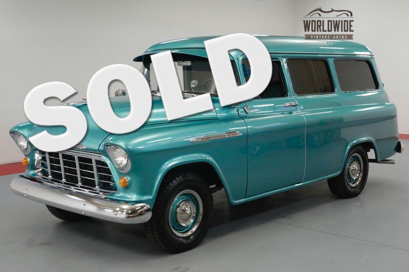1956 Chevrolet SUBURAN RESTORED! RARE! COLLECTOR GRADE! MUST SEE! | Denver, CO | Worldwide Vintage Autos