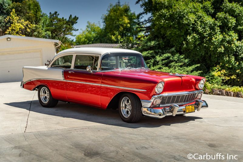 1956 Chevy 210  | Concord, CA | Carbuffs in Concord, CA