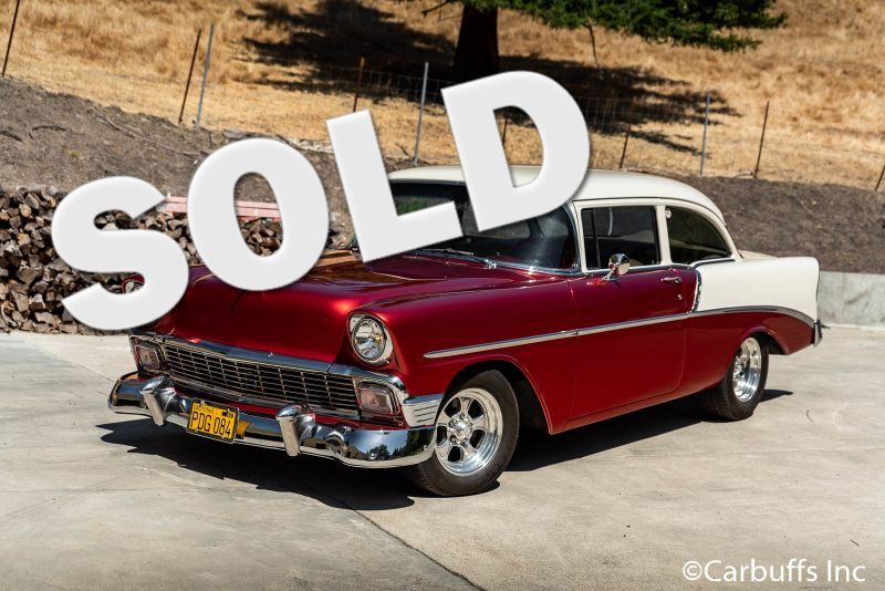 1956 Chevy 210    Concord, CA   Carbuffs