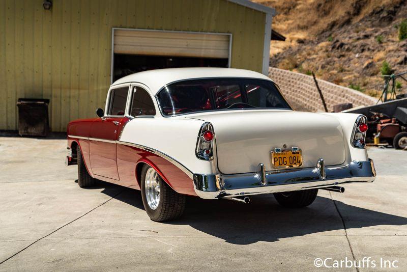 1956 Chevy 210    Concord, CA   Carbuffs in Concord, CA