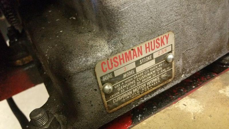 1956 Cushman    in , Ohio