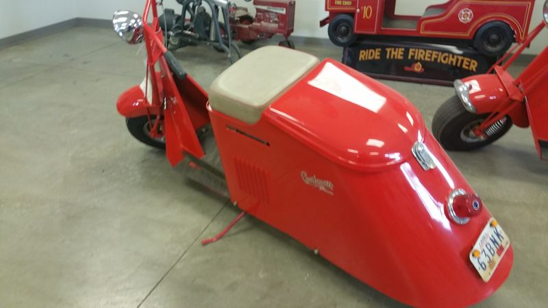 1956 Cushman    in , Ohio