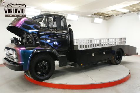 1956 Ford COE VERY RARE WORKING CAR HAULER CUSTOM PAINT | Denver, CO | Worldwide Vintage Autos in Denver, CO