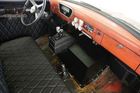 1956 Ford COE  CABOVER ENGINE HOT ROD SHOW WINNER 4x4 V8 | Denver, CO | Worldwide Vintage Autos in Denver, CO