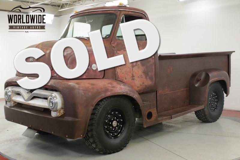 1956 Ford COE  CABOVER ENGINE HOT ROD SHOW WINNER 4x4 V8 | Denver, CO | Worldwide Vintage Autos