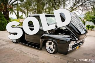 1956 Ford F100 Custom   Concord, CA   Carbuffs in Concord