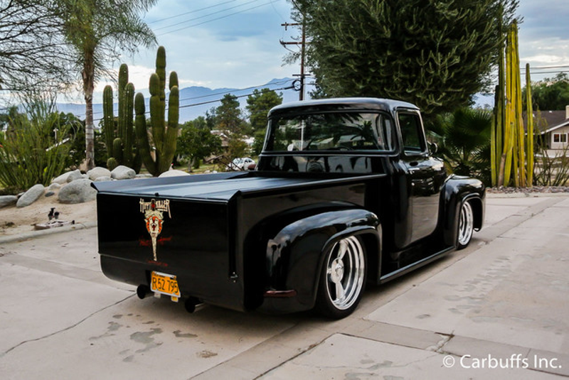 1956 Ford F100 Custom   Concord, CA   Carbuffs in Concord, CA