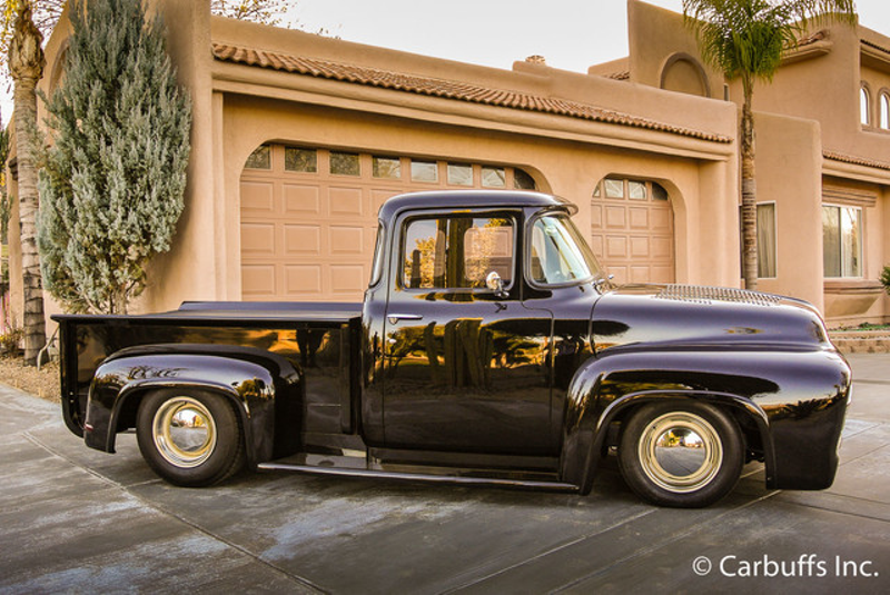 1956 Ford F100 Custom | Concord, CA | Carbuffs in Concord, CA