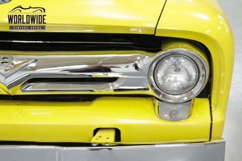 1956 Ford F100 CUSTOM STREET ROD.  SHORT BOX. V8. AUTO. CLEAN   Denver, CO   Worldwide Vintage Autos in Denver, CO