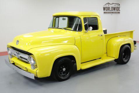 1956 Ford F100 CUSTOM HALF TON SHORT BOX FORD V8 AUTO TRANS | Denver, CO | Worldwide Vintage Autos in Denver, CO