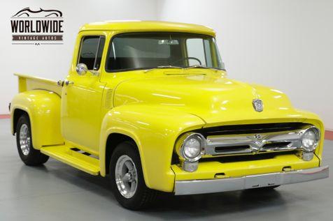 1956 Ford F100 CUSTOM HALF SHORT BOX. V8. AUTO. RESTORED | Denver, CO | Worldwide Vintage Autos in Denver, CO