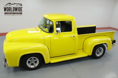 1956 Ford F100 CUSTOM HALF SHORT BOX. V8. AUTO. RESTORED | Denver, CO | Worldwide Vintage Autos in Denver, CO