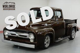 1956 Ford F100 RESTORED. V8 MUSTANG II. PS/PB FRONT DISC (VIP) | Denver, CO | Worldwide Vintage Autos in Denver CO