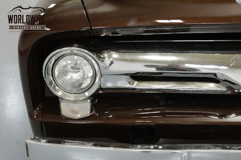 1956 Ford F100 V8 MUSTANG II FRONT END PS PB FRONT DISC | Denver, CO | Worldwide Vintage Autos in Denver, CO