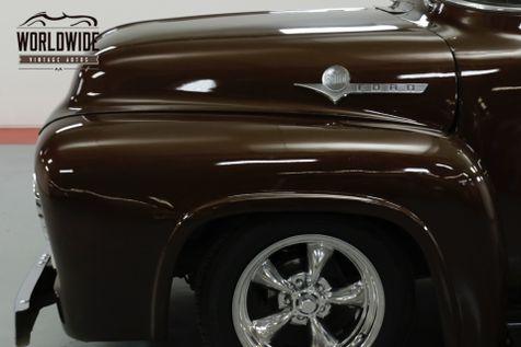 1956 Ford F100 RESTORED. V8 MUSTANG II. PS/PB FRONT DISC (VIP)   Denver, CO   Worldwide Vintage Autos in Denver, CO
