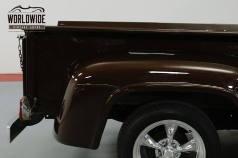 1956 Ford F100 RESTORED. V8 MUSTANG II. PS/PB FRONT DISC (VIP) | Denver, CO | Worldwide Vintage Autos in Denver, CO