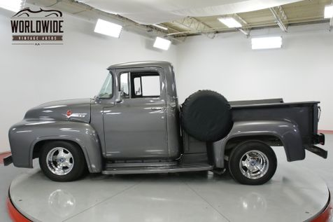 1956 Ford F100 HOT ROD CRATE 460V8 AUTO 4-WHEEL DISC PS   Denver, CO   Worldwide Vintage Autos in Denver, CO