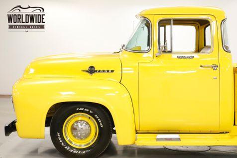 1956 Ford F100 RARE BIG WINDOW V8 CLEAN INTERIOR CUSTOM   Denver, CO   Worldwide Vintage Autos in Denver, CO