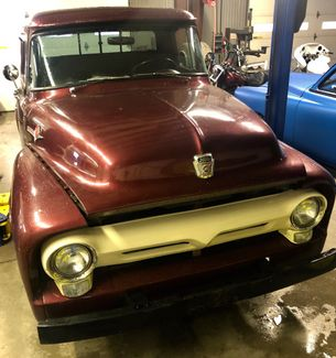 1956 Ford F100 Longbed 2WD in Harrisonburg, VA 22802