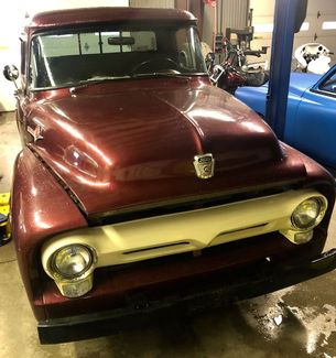 1956 Ford F100 Longbed in Harrisonburg, VA 22801