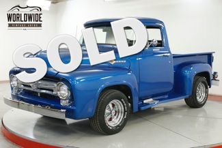 1956 Ford PICKUP V8 NEW PAINT GREAT COLOR COMBO | Denver, CO | Worldwide Vintage Autos in Denver CO