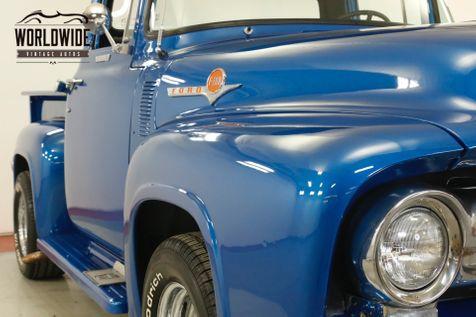 1956 Ford PICKUP V8 NEW PAINT GREAT COLOR COMBO | Denver, CO | Worldwide Vintage Autos in Denver, CO