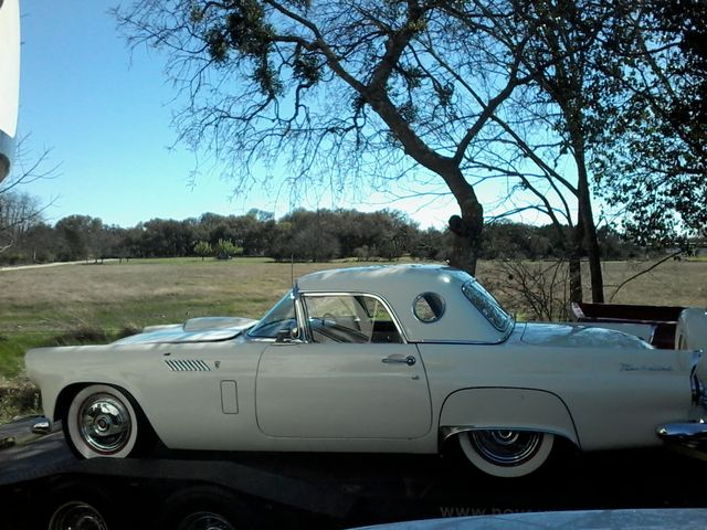 1956 Ford Thunderbird Roadster Boerne, Texas 0