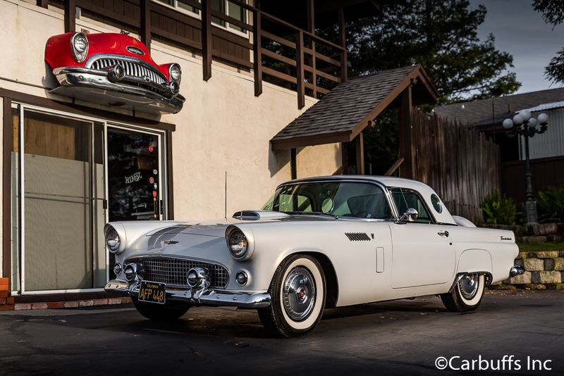 1956 Ford Thunderbird  | Concord, CA | Carbuffs in Concord, CA