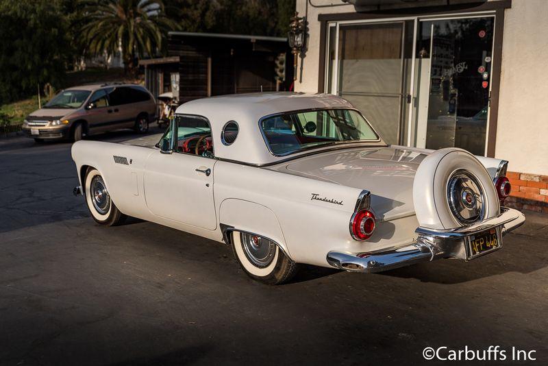 1956 Ford Thunderbird  | Concord, CA | Carbuffs in Concord, CA