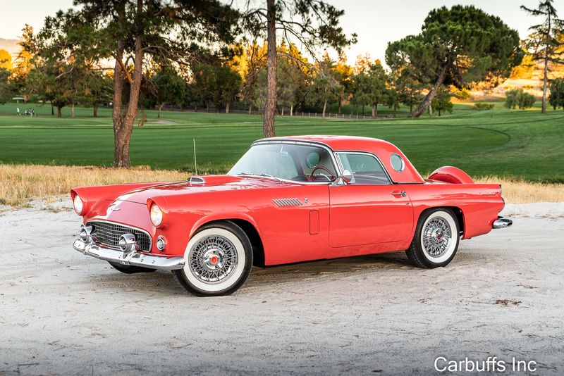 1956 Ford Thunderbird Roadster   Concord, CA   Carbuffs