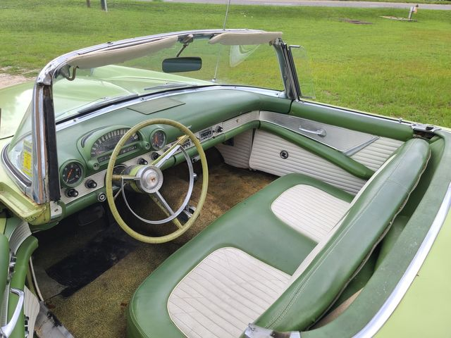 1956 Ford Thunderbird Convertible in Hope Mills, NC 28348