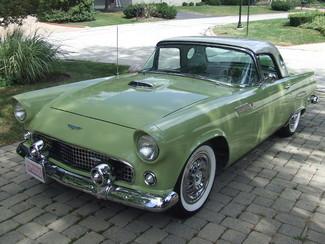 1956 Ford Thunderbird    Mokena, Illinois   Classic Cars America LLC in Mokena Illinois