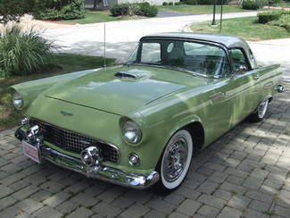 1956 Ford Thunderbird  | Mokena, Illinois | Classic Cars America LLC in Mokena Illinois