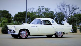 1956 Ford THUNDERBIRD 312 V8, AOD 4 SPEED AUTOMATIC ,A/C 2 TOP ROADSTER Phoenix, Arizona