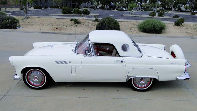 1956 Ford THUNDERBIRD 312 V8, AOD 4 SPEED AUTOMATIC ,A/C 2 TOP ROADSTER Phoenix, Arizona 25