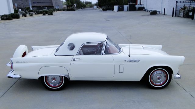 1956 Ford THUNDERBIRD 312 V8, AOD 4 SPEED AUTOMATIC ,A/C 2 TOP ROADSTER Phoenix, Arizona 21