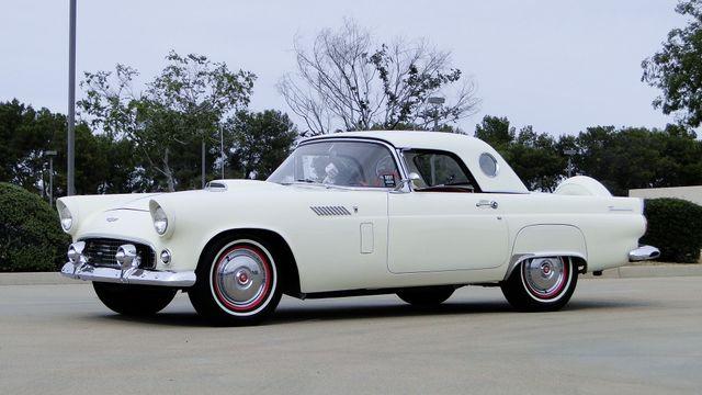 1956 Ford THUNDERBIRD 312 V8, AOD 4 SPEED AUTOMATIC ,A/C 2 TOP ROADSTER Phoenix, Arizona 20