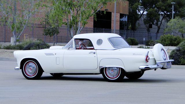 1956 Ford THUNDERBIRD 312 V8, AOD 4 SPEED AUTOMATIC ,A/C 2 TOP ROADSTER Phoenix, Arizona 22