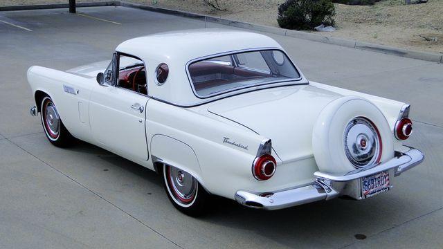 1956 Ford THUNDERBIRD 312 V8, AOD 4 SPEED AUTOMATIC ,A/C 2 TOP ROADSTER Phoenix, Arizona 23