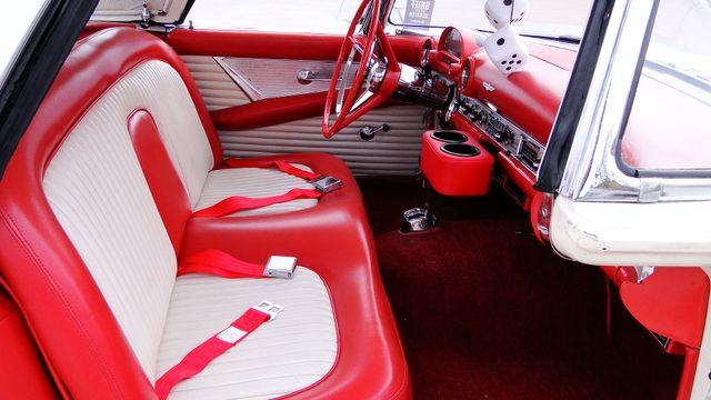 1956 Ford THUNDERBIRD 312 V8, AOD 4 SPEED AUTOMATIC ,A/C 2 TOP ROADSTER Phoenix, Arizona 16