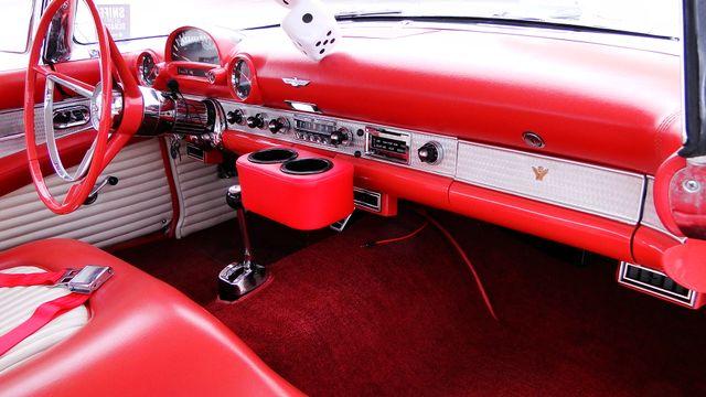 1956 Ford THUNDERBIRD 312 V8, AOD 4 SPEED AUTOMATIC ,A/C 2 TOP ROADSTER Phoenix, Arizona 13