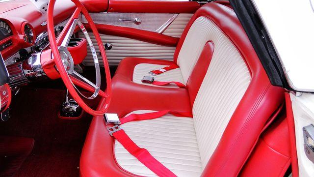 1956 Ford THUNDERBIRD 312 V8, AOD 4 SPEED AUTOMATIC ,A/C 2 TOP ROADSTER Phoenix, Arizona 15