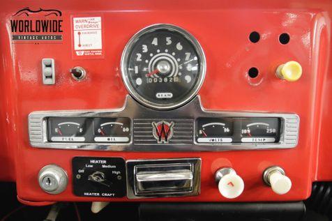 1956 Jeep WILLYS EXTENSIVE RESTORATION. COLLECTOR GRADE 4x4 | Denver, CO | Worldwide Vintage Autos in Denver, CO