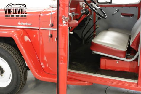 1956 Jeep WILLYS EXTENSIVE RESTORATION. COLLECTOR GRADE 4x4 | Denver, CO | Worldwide Vintage Autos in Denver, CO