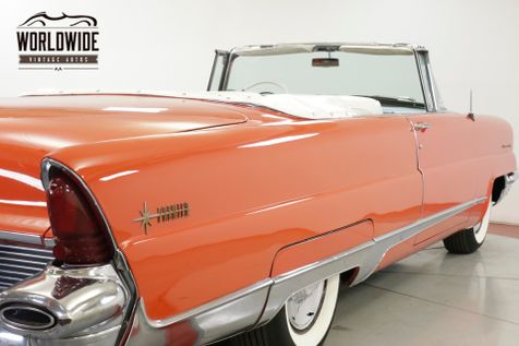 1956 Lincoln PREMIERE RARE 368 V8 AUTO PB PS WHITEWALLS COLLECTOR  | Denver, CO | Worldwide Vintage Autos in Denver, CO