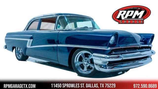 1956 Mercury Montclair Steve Blake Collection Full Resto-Mod Car