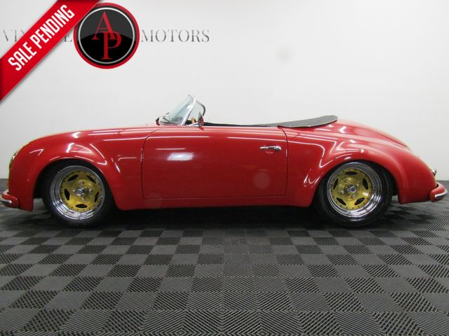 1956 Porsche 356 CABRIOLET WIDE BODY REPLICA in Statesville, NC 28677