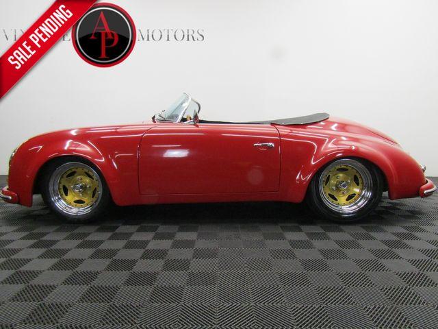 1956 Porsche 356 CABRIOLET WIDE BODY REPLICA